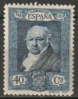 Spain 1930 Sc 394  MH* Some Disturbed Gum - Ungebraucht