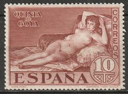 Spain 1930 Sc 399  MH* Wrinkled Gum - Ungebraucht