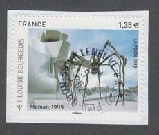 France - Timbre Autoadhésif Oblitéré - N°471 - Louise Bourgeois - TB - KlebeBriefmarken