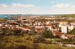 Cartolina - Monfalcone - Panorama Con Cantiere - 1964 - Gorizia
