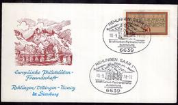 Deutschland - 1978  - Karte - Sonderstempel - Europäische Philatelisten Freundschaft - A1RR2 - Covers & Documents