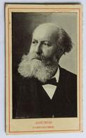Chromo Avec Photo Compositeur Charles Gounod Biscuits Barbe à Bédarieux - Altri