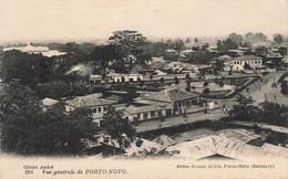 DAHOMEY - VUE GENERALE DE PORTO NOVO - Dahomey