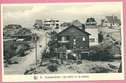 C.P. Oostduinkerke  = De  Villa's  In  De Duinen - Koksijde