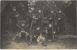 535 - Camp D' Arlon - Un Groupe De Bruxellois Et D' Ailleurs - Caserme