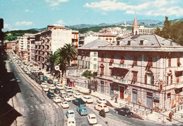 Cartolina - Sestri Levante - Via Merano - 1971 - Genova