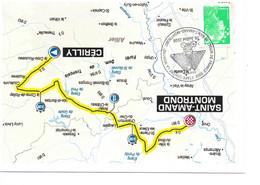 Thématique Cyclisme Cp Tour De France 2008 - Cycling