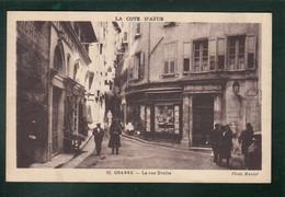 CP - 06 - Grasse - Rue Droite - Grasse