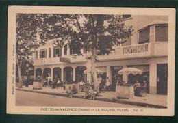 CP - 26 - Porte-les-Valence - Le Nouvel Hôtel - Autres Communes
