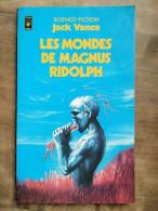 Jack Vance - Les Mondes De Magnus Ridolph / Presses Pocket, 1982 - Presses Pocket
