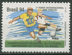 Brasilien 1994 Fußball-WM USA 2588 Postfrisch - Unused Stamps