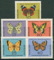 DDR 1964 Tiere Insekten Schmetterlinge 1004/08 Postfrisch - Neufs