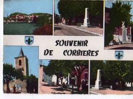 04 Souvenir De CORBIERES - Other Municipalities