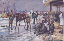 77 - JOURNEE DE SAMOIS - 14 JUILLET 1916 - ORGANISEE AU PROFIT DES MOBILISES DE LA COMMUNE - MILITAIRE MILTARIA - Samois