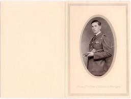 MILITARIA. ORLEANS (45) BOURGES (18)  MEDAILLON. MILITAIRE Du 5ème REGIMENT. A SITUER. PHOTO FRANC FREDIERE. - Guerre, Militaire