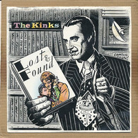 "7"" Single, The Kinks - Lost & Found - Disco, Pop"