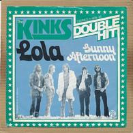 "7"" Single, The Kinks - Lola / Sunny Afternoon (double Hit) - Disco, Pop"