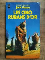 Jack Vance - Les Cinq Rubans D'Or / Presses Pocket, 1984 - Presses Pocket
