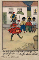 J.T. Ronnefeldt's Thee-Import. (Ethel Parkinson). 1913. - Advertising