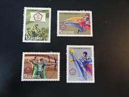 K48948 - Set MNh Taiwan 2004 - REP. Of China - Olympics Athens - Verano 2004: Atenas
