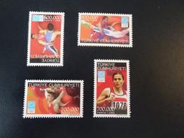 K48953 - Set Mint Hinged Turkey - 2004 - Olympics Athens - Verano 2004: Atenas
