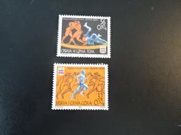 K48959 - Set Mint Larged   Hinged Serbia   2004 - Olympics Athens - Verano 2004: Atenas