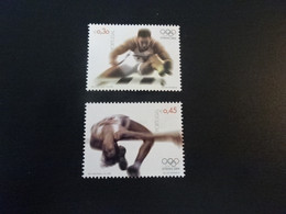 K48967 - Set Mint Hinged  Portugal 2004  - Olympics Athens - Verano 2004: Atenas