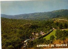 06 VILLENEUVE LOUBET Camping Du Sourire  Parking Caravaning - Otros Municipios