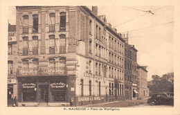 MAUBEUGE - Place De Wattignies - Très Bon état - Maubeuge