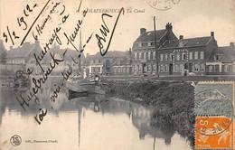 HAZEBROUCK - Le Canal - Très Bon état - Hazebrouck