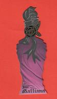 F-Réplique John Galliano  -   Perfume Card - Modern (from 1961)