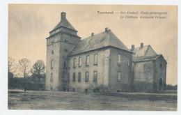 Turnhout: Het Kasteel. Oude Gevangenis / Le Chateau Ancienne Prison *** - Turnhout