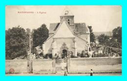 A931 / 075 51 - MATOUGES Eglise - Sin Clasificación