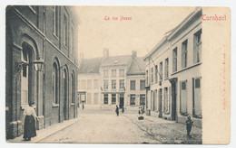 Turnhout: La Rue Neuve (1902) *** - Turnhout