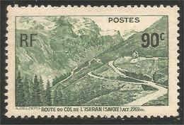 333 France Yv 358 Col De L'Iseran MNH ** Neuf SC (358-2) - Neufs