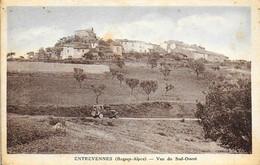 04)   ENTREVENNES  -  Vue Du Sud Ouest - Other Municipalities