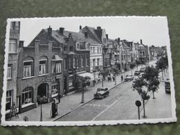 MIDDELKERKE - AVENUE DE LA REINE 1958 - Middelkerke