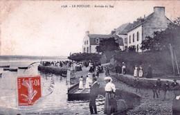 29  - Finistere -  LE POULDU - Arrivée Du Bac - Le Pouldu