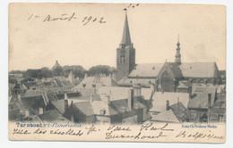 Turnhout: Panorama (1902) *** - Turnhout