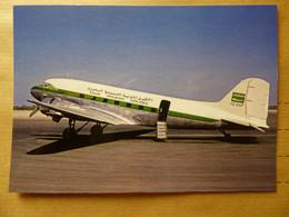 SAUDI ARABIAN AIRLINES  DC 3   HZ-AAP   /  Collection Vilain N° 1436 - 1946-....: Era Moderna