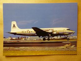 MEXICANA   DC 6   XA-JOT    /  Collection Vilain N° 1434 - 1946-....: Era Moderna