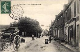 CPA Évrecy Calvados, La Grande Rue - Altri Comuni
