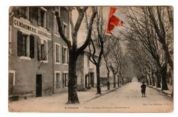 Volonne Cours Jacques Dollon Et Gendarmerie - Other Municipalities