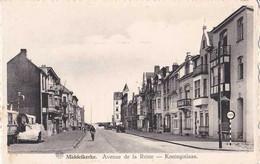 Middelkerke - Konninginlaan - Avenue De La Reine - Pas Circulé - TBE - Middelkerke
