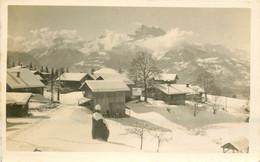 Photo Cpa Suisse VILLARS SUR BEX. Le Village 1926 - VD Waadt