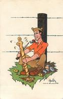 CAMP De PRISONNIER De BAR LE DUC - édité Par LA CROIX ROUGE Pour Les PRISONNIERS De GUERRE - TRES BON ETAT - War 1939-45