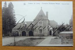 Champlon Ardennes. Tenneville. Chäteau De Lafray Maison De Garde. - Tenneville