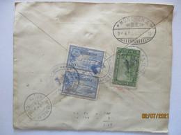 Costa Rica, R-Brief 1928 Nach München (46674) - Costa Rica
