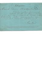 Haute-Marne - Telegraphie Und Telefon
