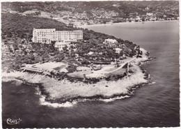 Alpes Maritimes : CAP-MARTIN : Vue Aérienne : Cap-Martin Et Le Grand Hôtel Du Cap Et Sa Piscine : Grand Format - Otros Municipios